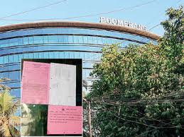 Kanakia Group's building gets notice from BMC