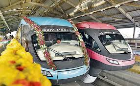 'Monorail no longer a joyride'